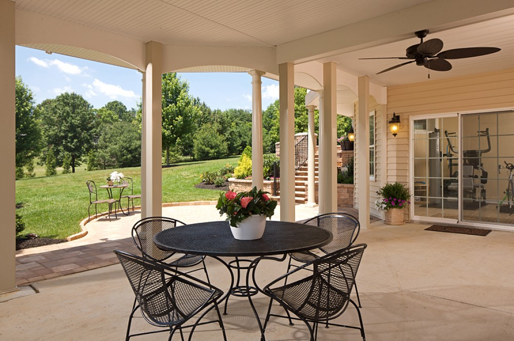Photo By Starcom Design Build. Porches, Patios, Porticos