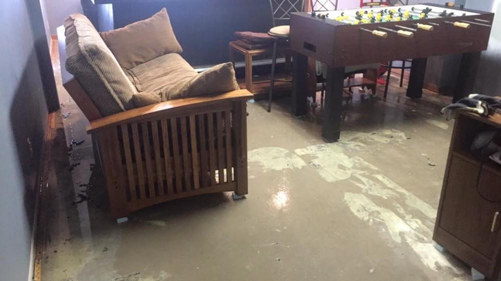 Photo By Weathersafe Restoration Inc.. Water Damage