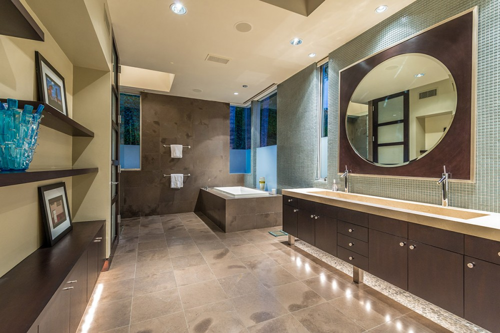 Photo By Martins Construction. Hollywood Hills Remodel