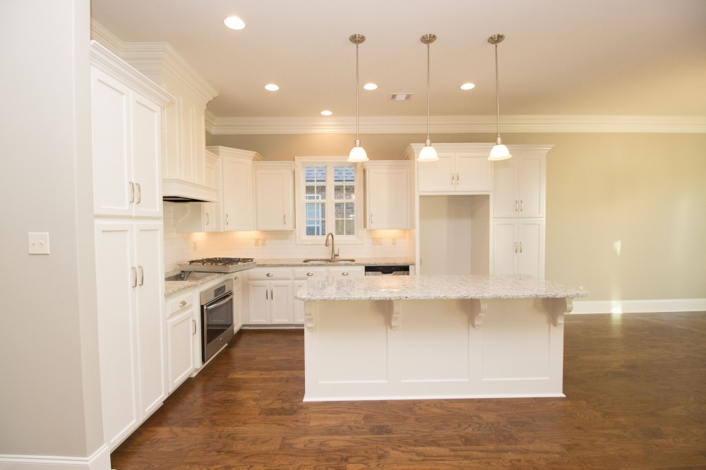 Photo By Manuel Builders. Lydia Floor Plan With Heritage I Elevation