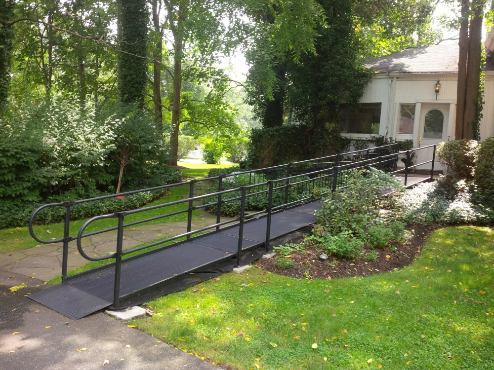 Photo By Extended Home Living Services (EHLS) & To The Top Home Elevators. Wheelchair Ramps