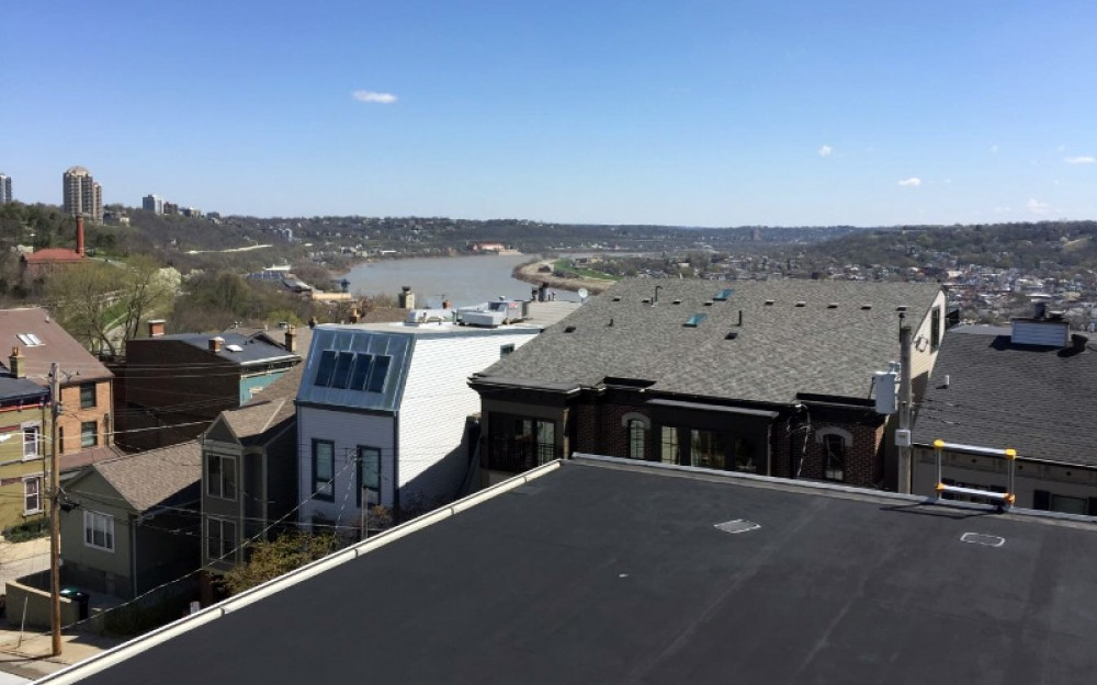 Photo By The Roofing Annex Of Cincinnati.