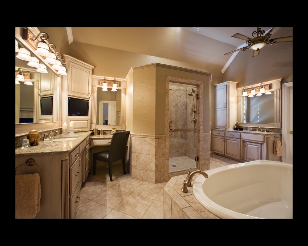 Photo By Signature Home Services. Bathroom Remodel