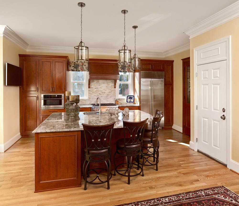Photo By Renaissance South Construction Company. Mount Pleasant Kitchen/Bath Remodel II