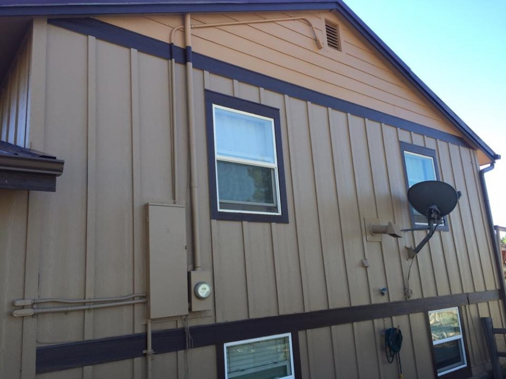 Photo By Koalaty Siding Repair. Before And After...