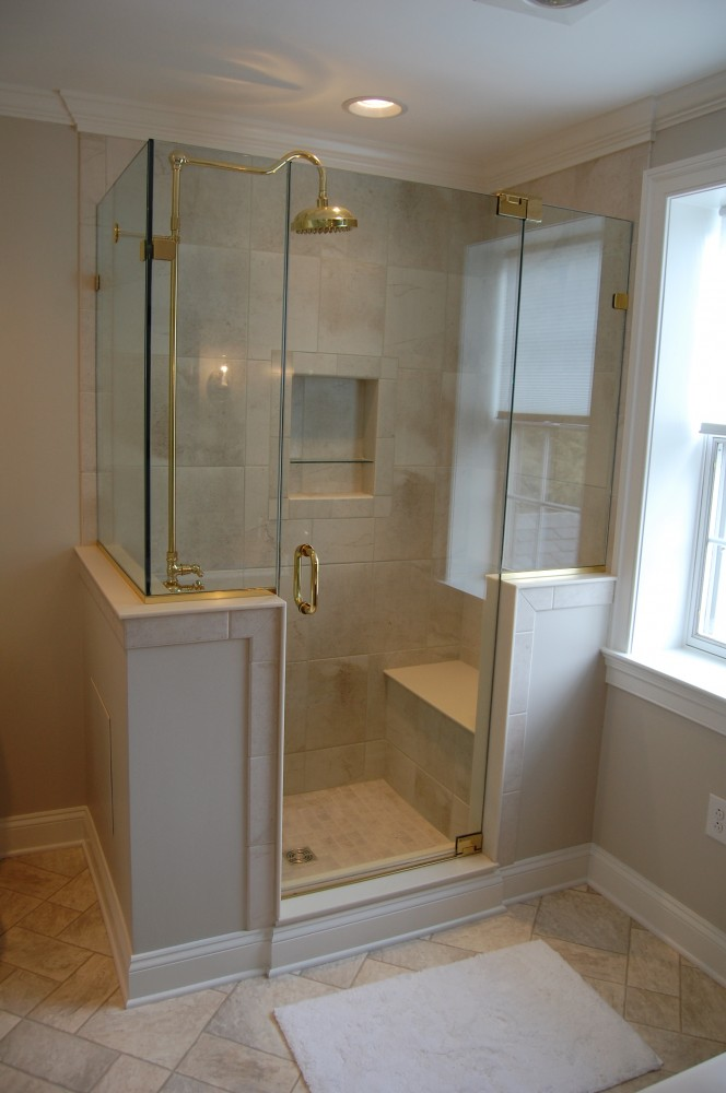 Photo By ShowPlace Bath & Kitchen. Bathrooms