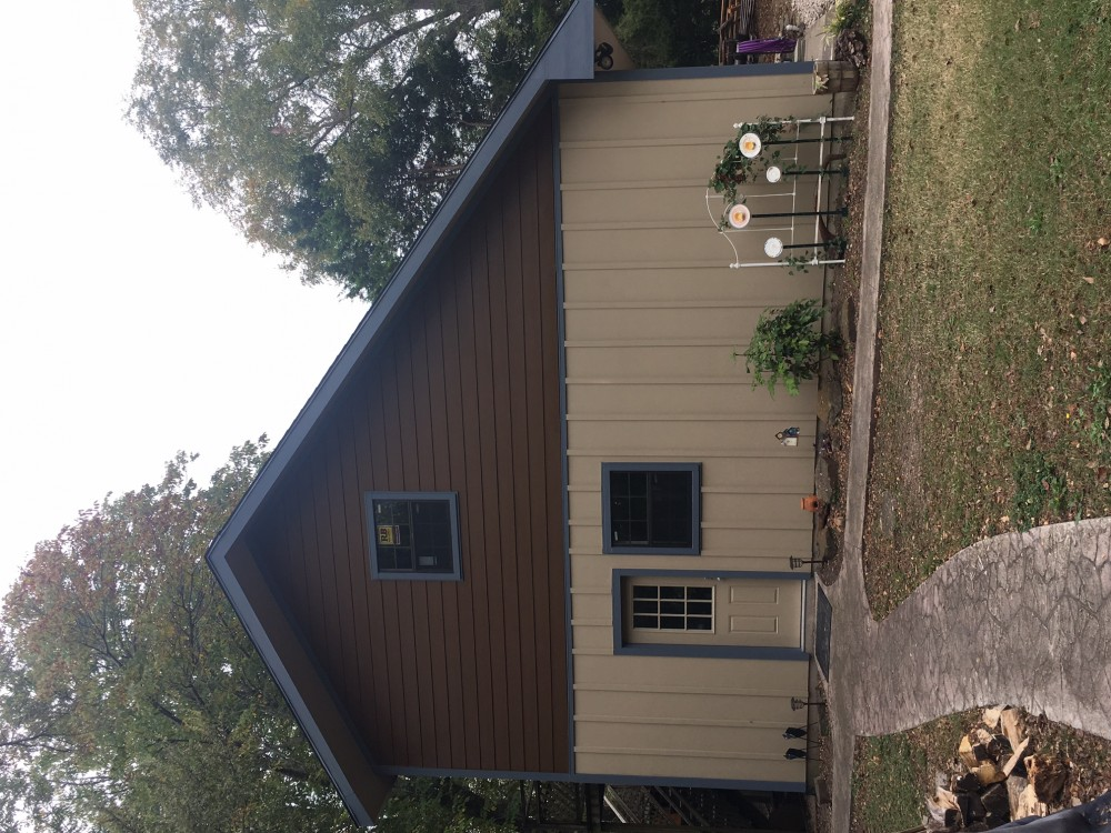 Photo By Preview Construction Inc. - Dallas/Ft. W. James Hardie Siding Remodel