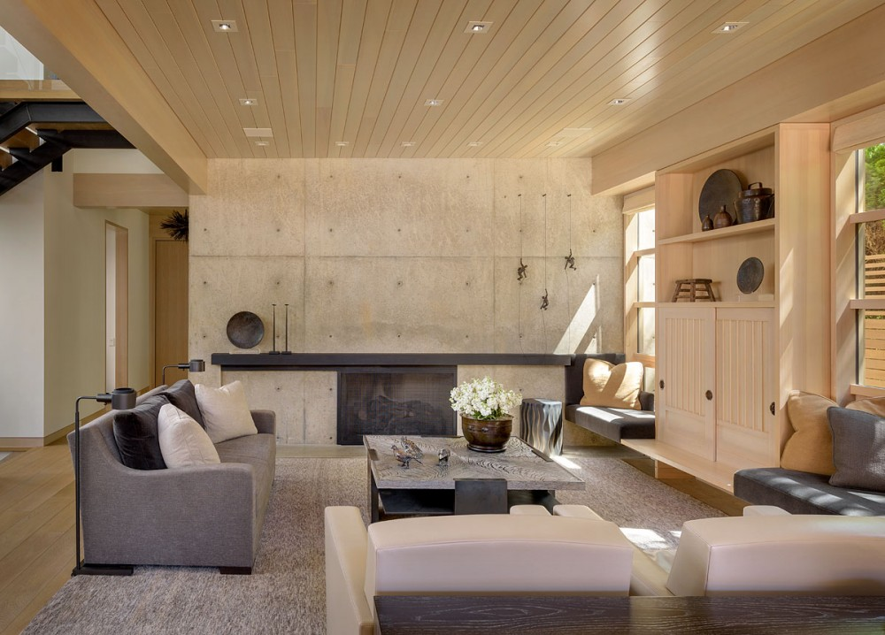 Photo By Prestige Residential Construction. Madison Park Custom Home