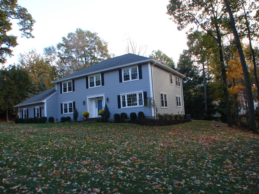 Photo By New Jersey Siding & Windows, Inc.. Evelast Composite Siding