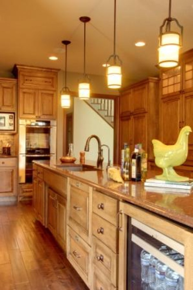 Photo By The Cleary Company. Tuscan Kitchen