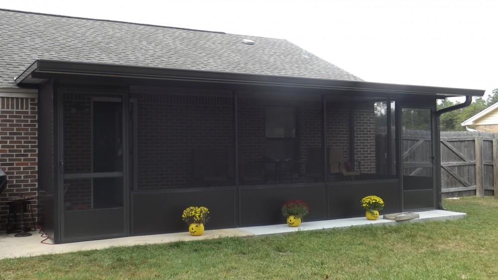 Photo By Hometown Contractors, Inc.. Screen Rooms