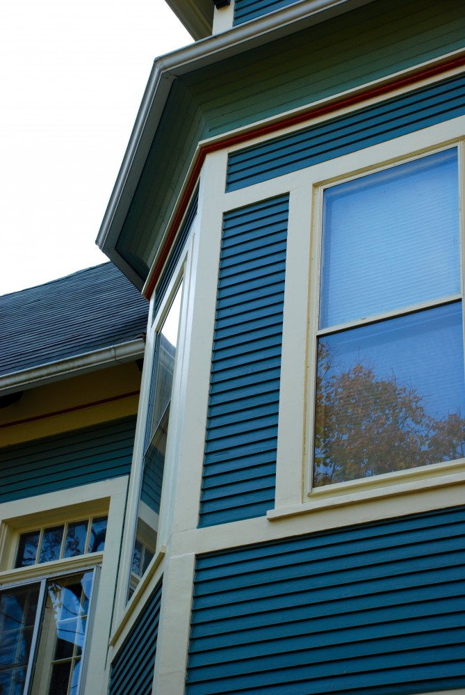 Photo By Siding & Windows Group. Cedar Siding In Northshore & Chicago