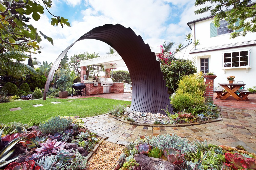 Photo By Masterworks Construction Services. Exteriors / Landscapes/ Outdoor Living