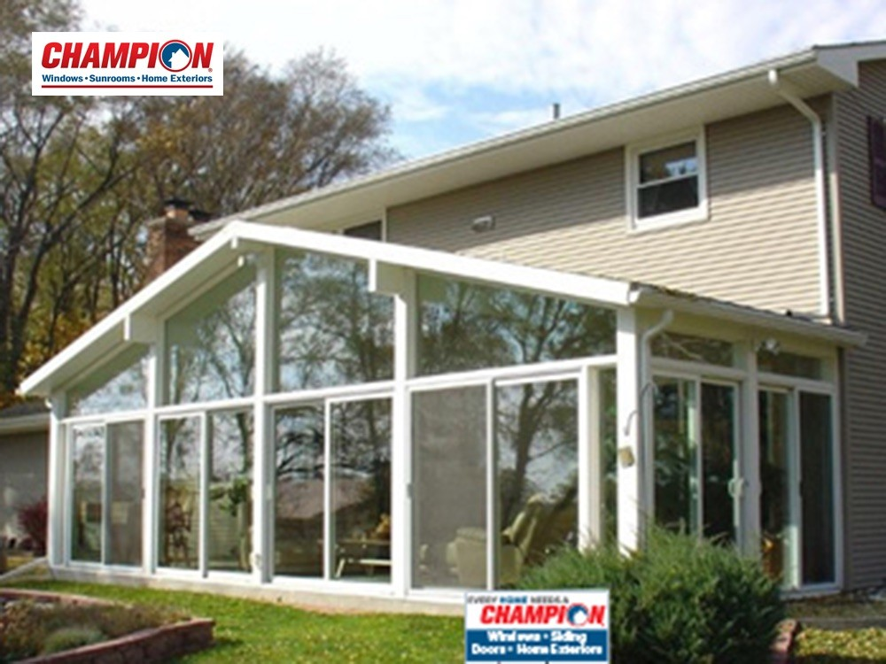 Photo By Champion Windows Of Portland. Outdoor Living Entry