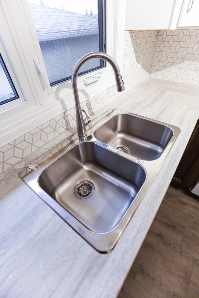Photo By Peak Improvements LTD. Kitchen Remodel