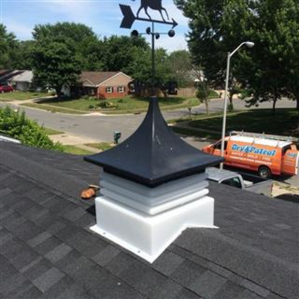 Photo By Dry Patrol. Roof Replacement