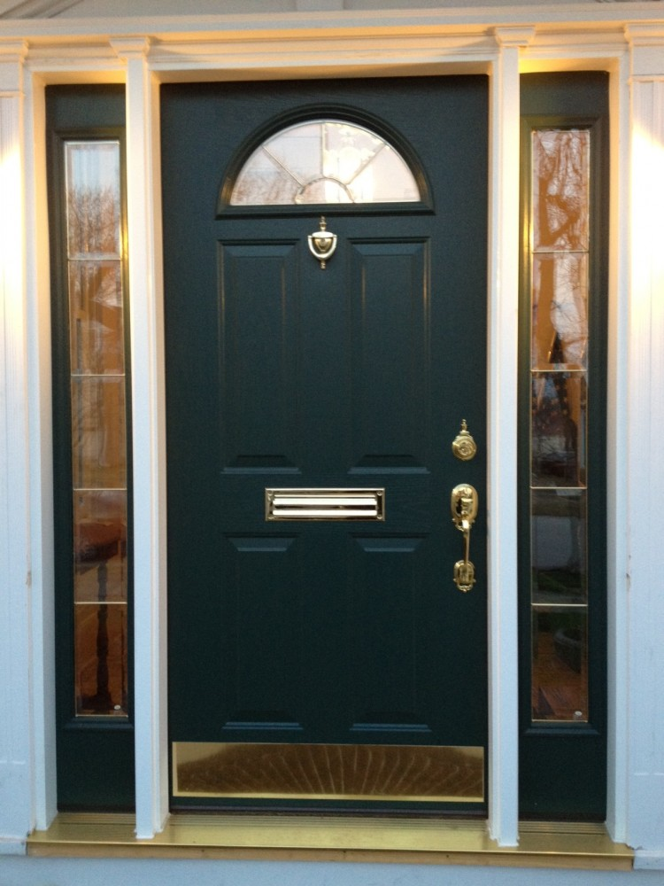 Photo By Bee Window, Inc.. Entry Doors