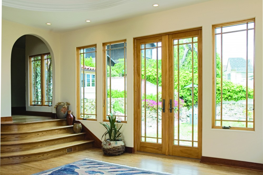 Photo By Bee Window, Inc.. Patio Doors
