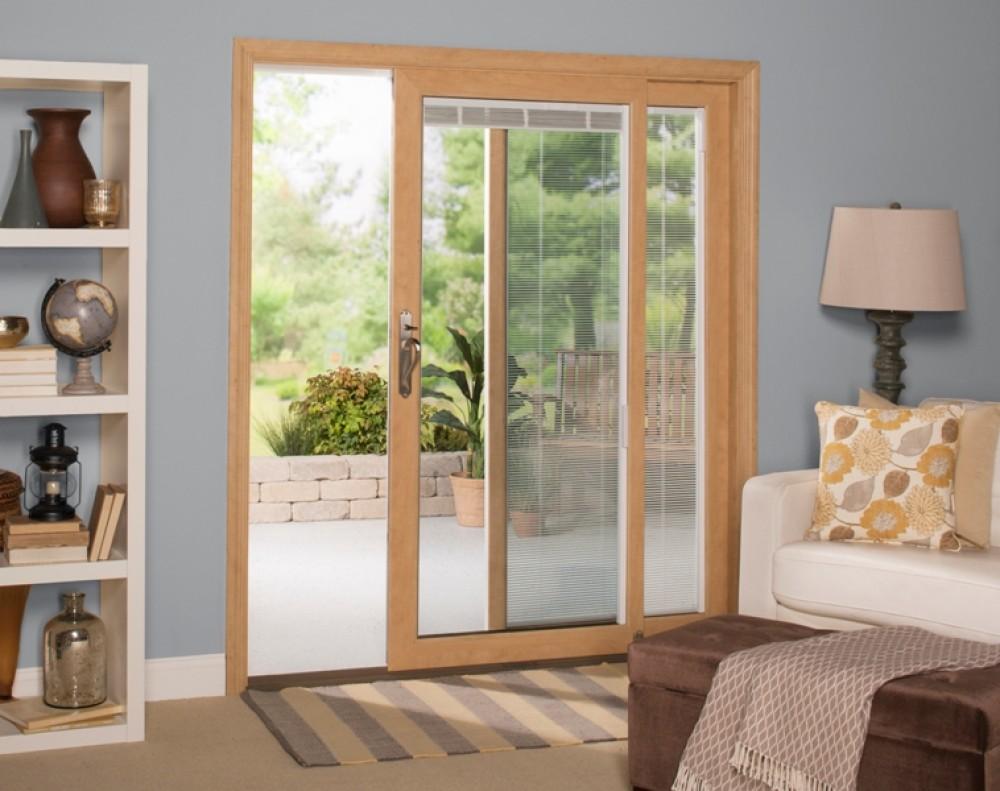 Photo By Bee Window, Inc.. Patio Doors