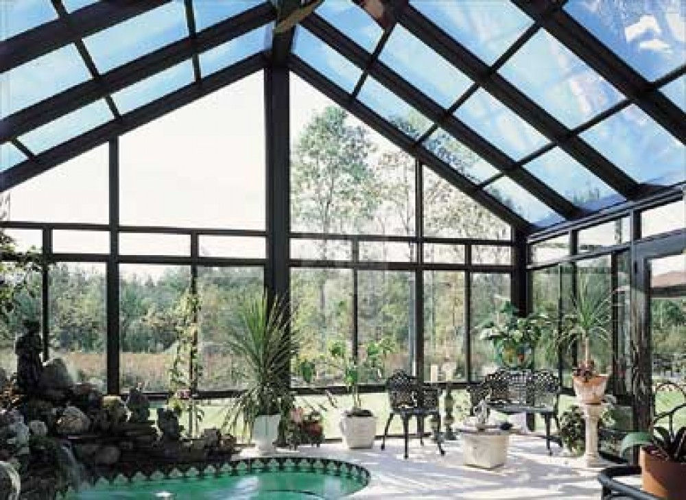 Photo By Bee Window, Inc.. Sunrooms