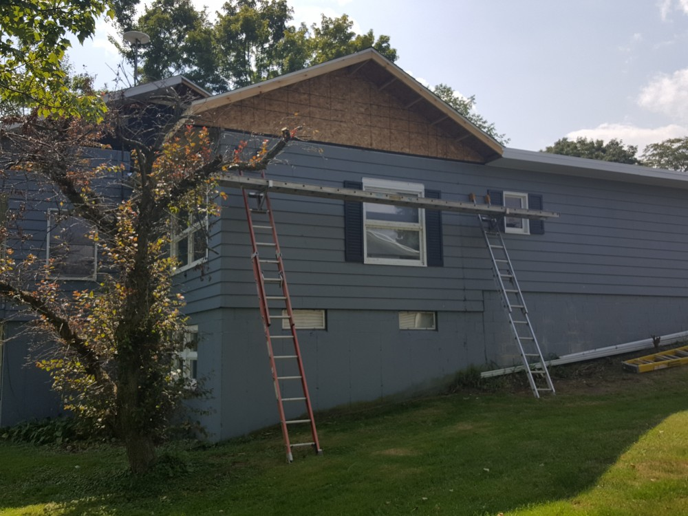 Photo By Conrad Consulting And Remodeling. Roof Pitch Change