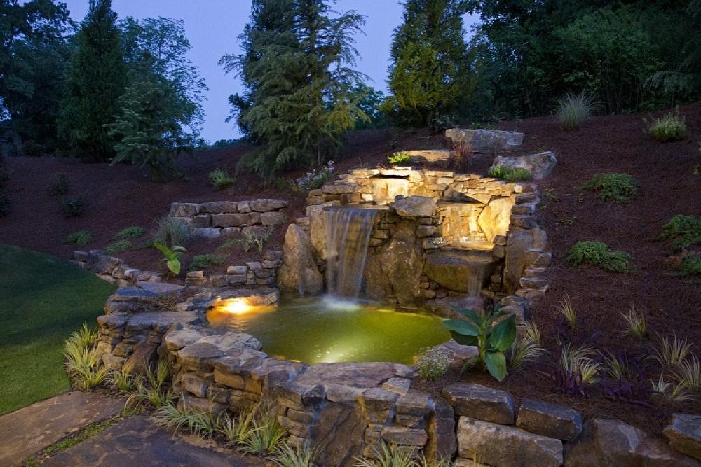 Photo By Ashton Woods Homes (Atlanta). Outdoor Living Area Entry