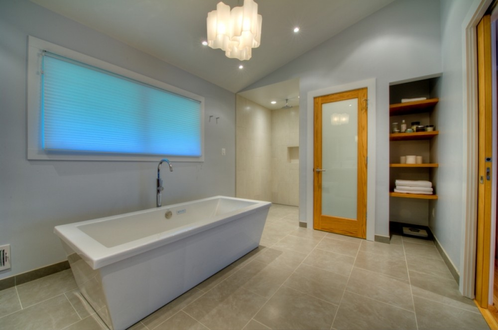 Photo By Moss Building And Design. Master Bathroom Remodel In McLean, VA