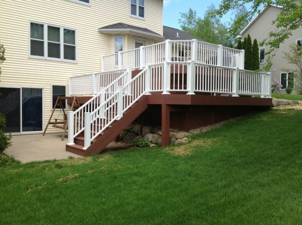 Photo By Becker Home Improvement, Inc.. Porches, Decks And Patios