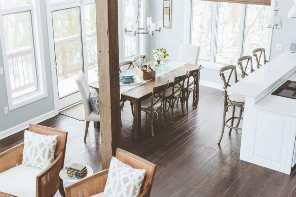 Photo By Becker Home Improvement, Inc.. Flooring
