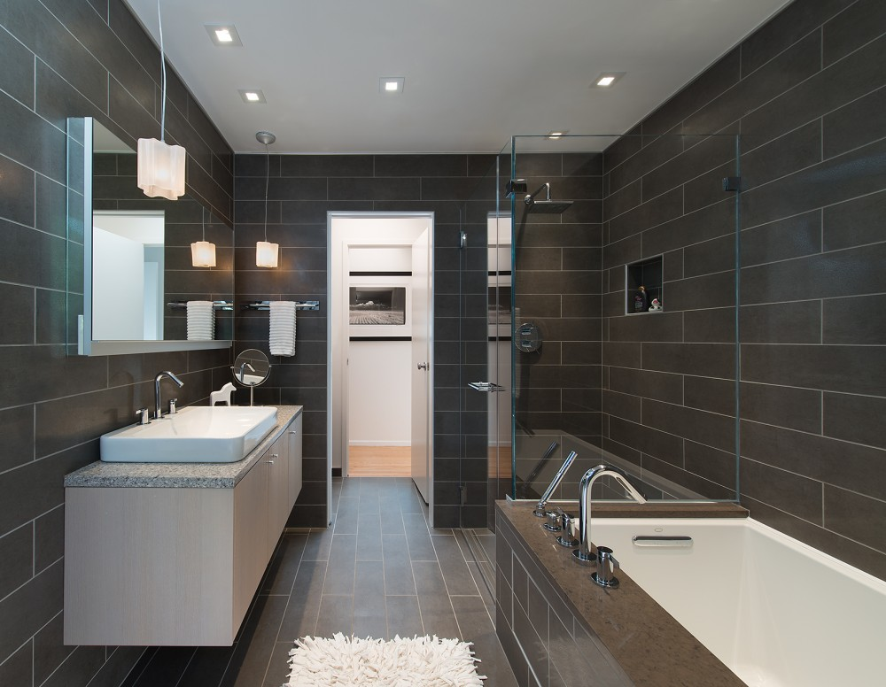 Photo By CARNEMARK Design + Build. Whole Home Renovation - Bethesda, MD