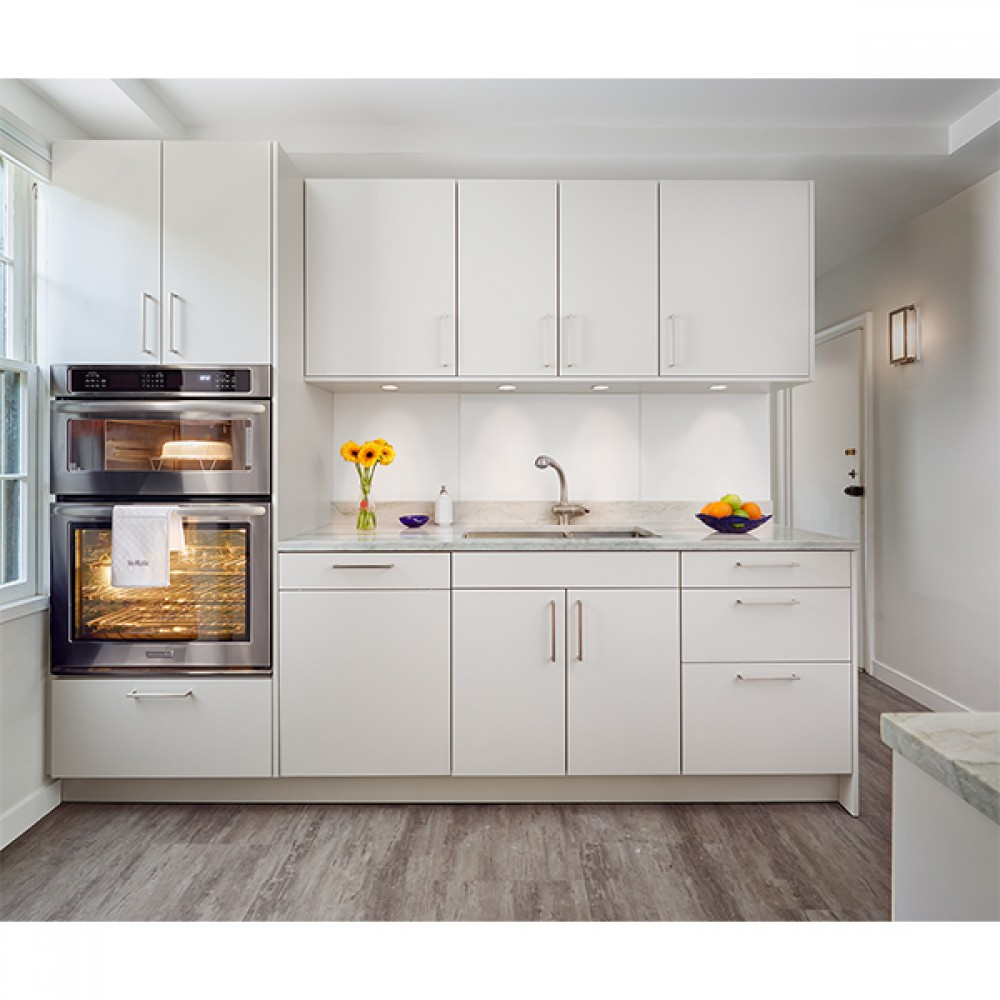 Photo By CARNEMARK Design + Build. Kitchen & Powder Room Remodel - Washington, DC