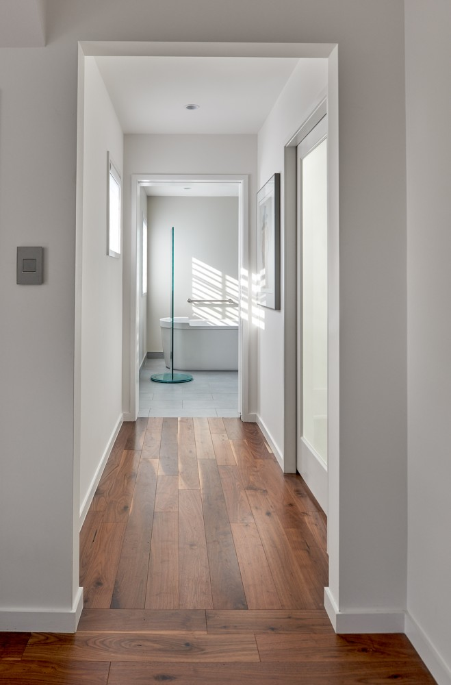 Photo By CARNEMARK Design + Build. In-Law Suite Addition & Master Bath Remodel - Washington, DC