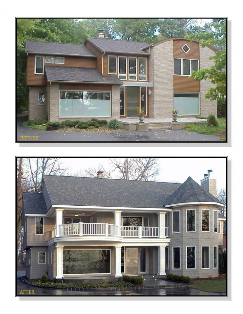 Photo By 21st Century Building Company. Whole House Remodel