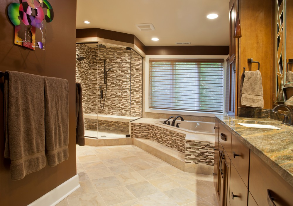 Photo By Criner Remodeling. Modern Bathroom Remodel