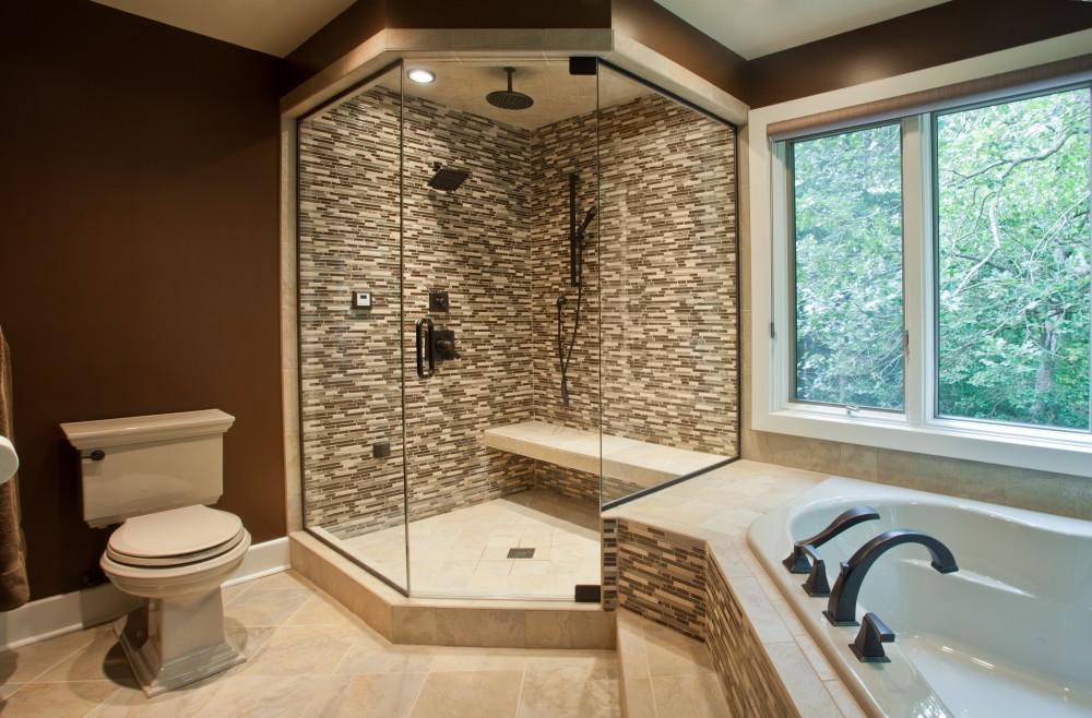 Photo By Criner Remodeling. Modern Bathroom Remodel