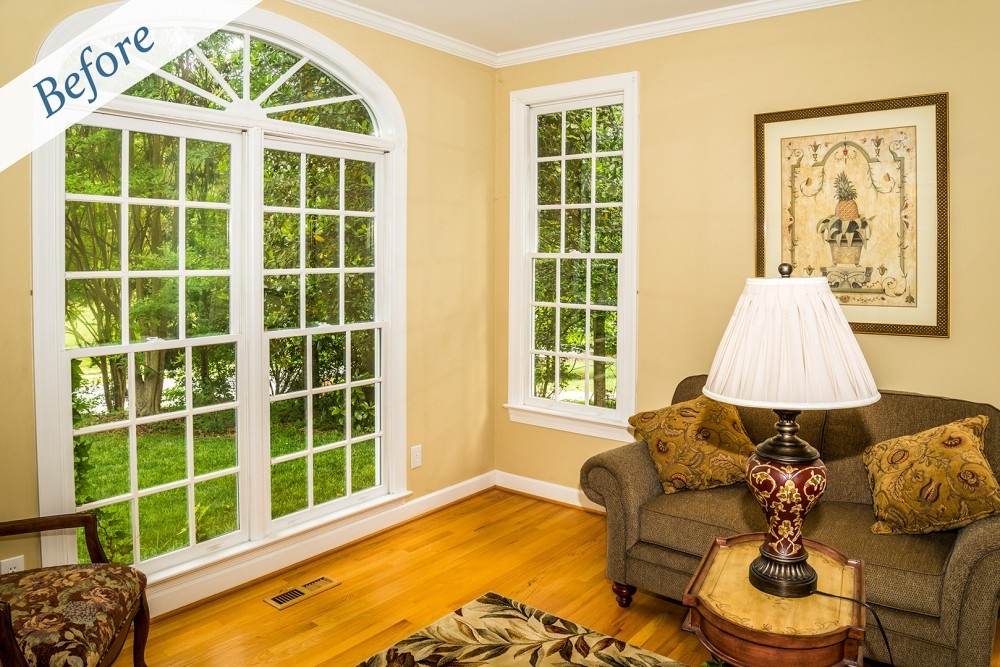 Photo By Aluminum Company Of North Carolina. Window Replacement And Door Installation