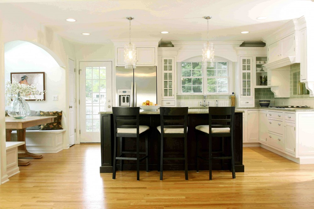 Photo By Normandy Remodeling. Kitchen Renovation In Wilmette, IL