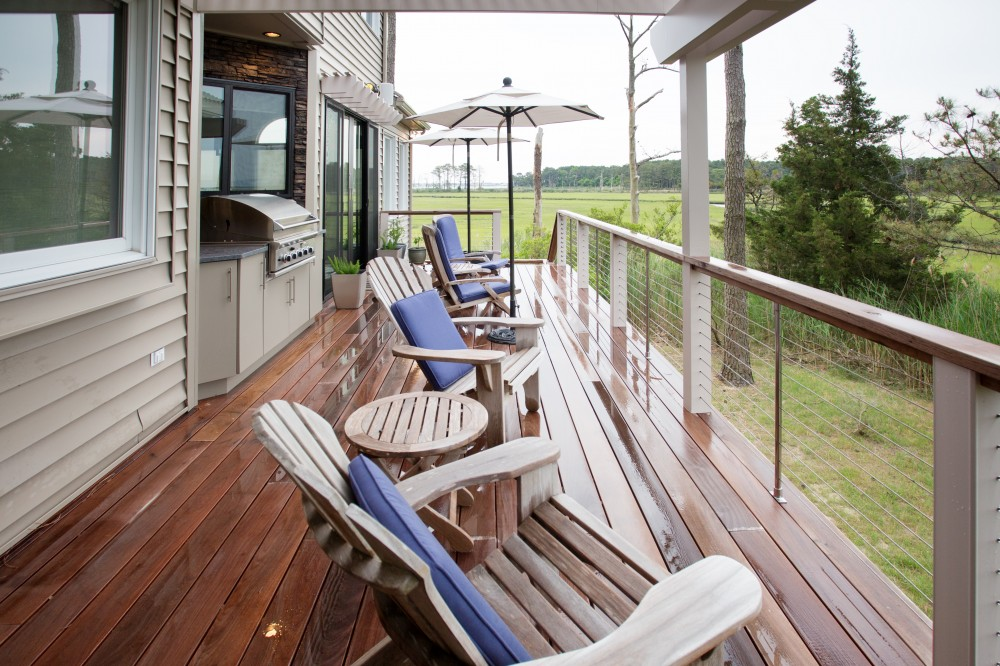 Photo By Boardwalk Builders. Exterior Upgrade