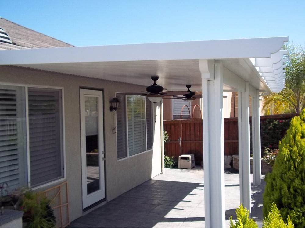 Photo By Remodel USA Torrance CA. Duralum Patio Covers