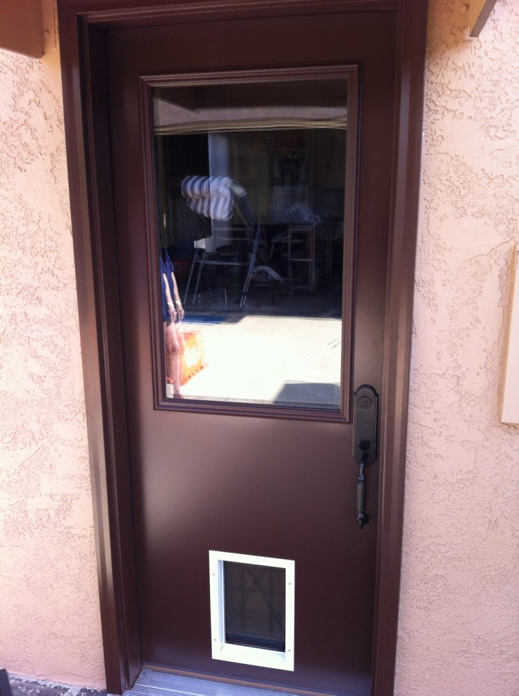 Photo By Remodel USA Torrance CA. ProVia Entry Doors