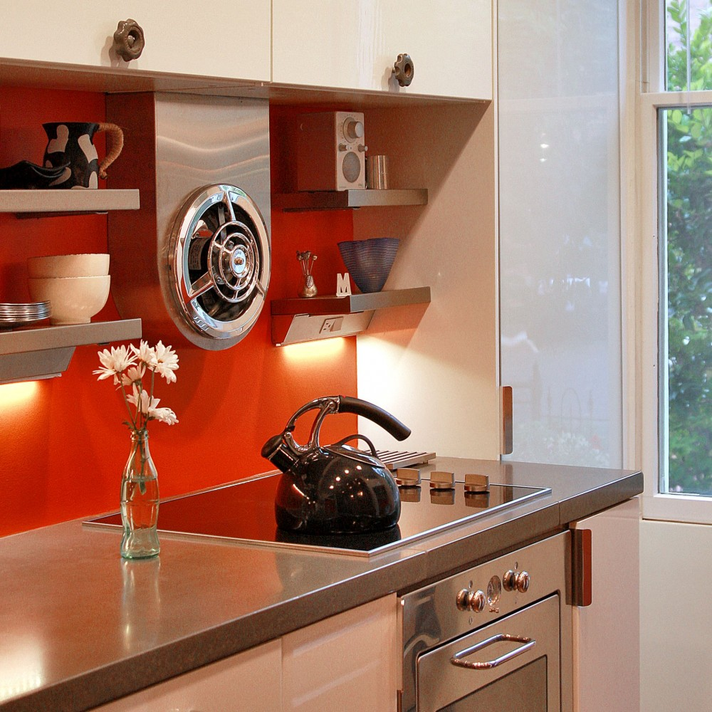 Photo By Kingston Design Remodeling. Eclectic Kitchen