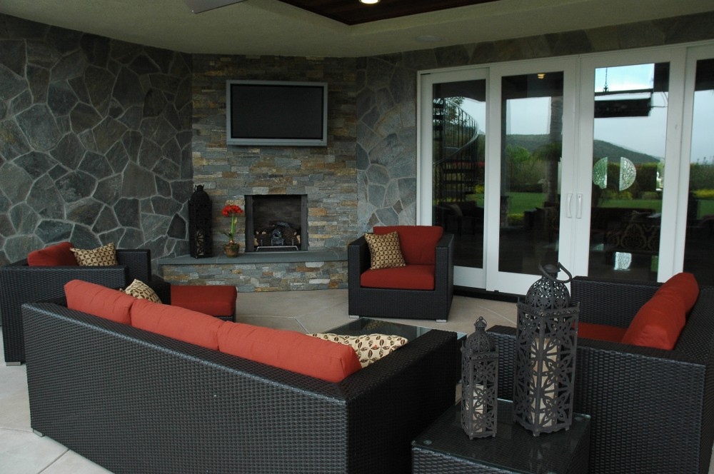 Photo By Westside Remodeling. Outdoor Living Area Entry