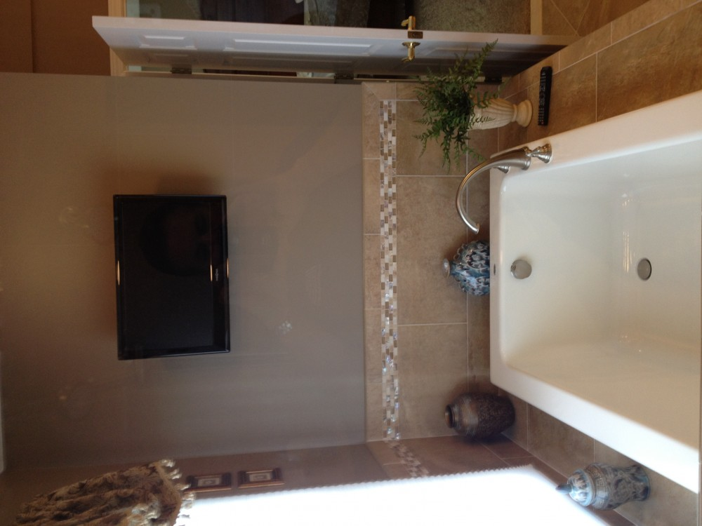 Photo By Home Building Solutions LLC. Master Bathroom Remodel