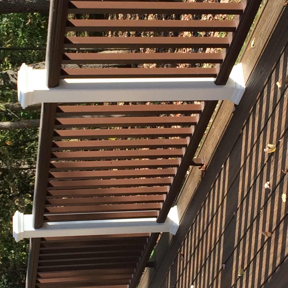 Photo By Home Building Solutions LLC. Trex Deck