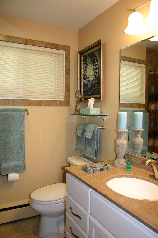 Photo By Foster Remodeling Solutions. Bathroom Remodeling