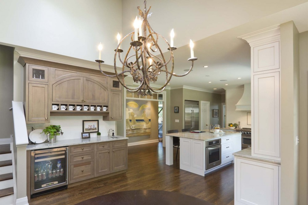 Photo By Synergy Builders. Horvath Kitchen