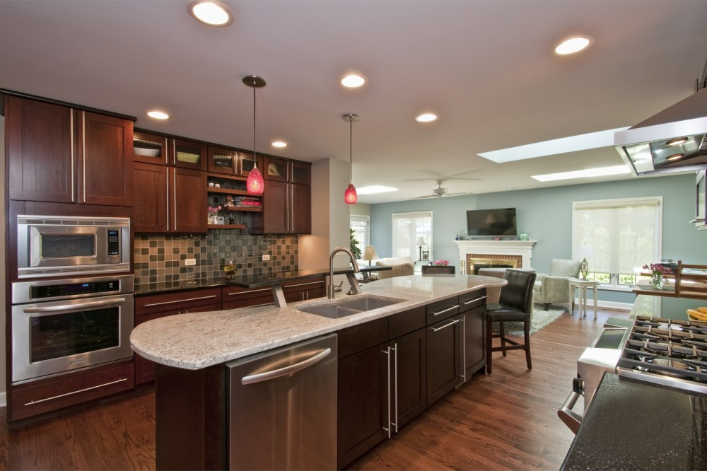 Photo By Synergy Builders. Kalis Kitchen