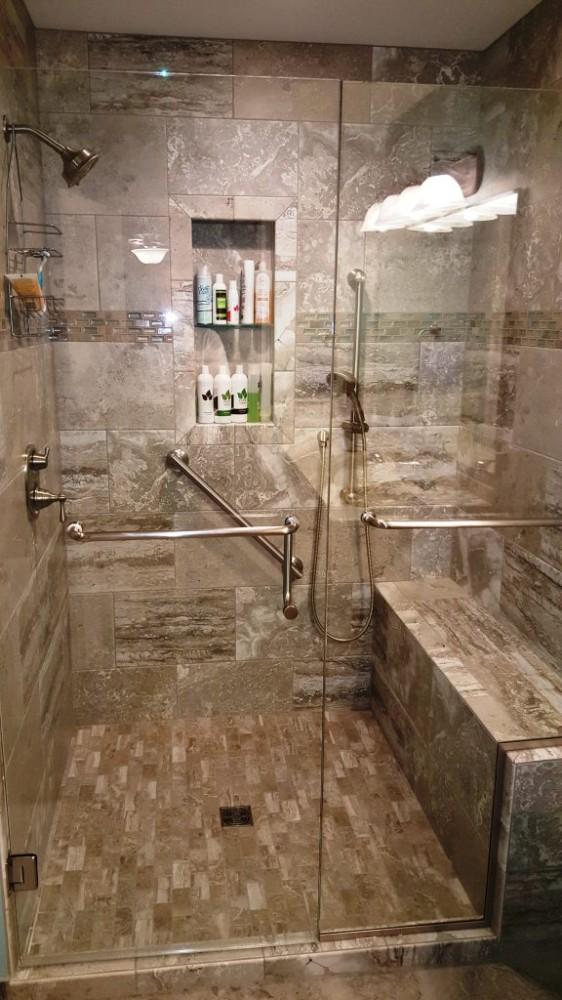 Photo By Colvin Kitchen & Bath.