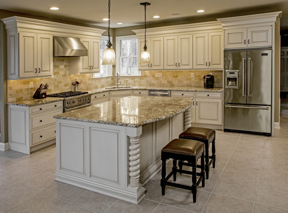 Photo of kitchen refacing for Kitchen refacing