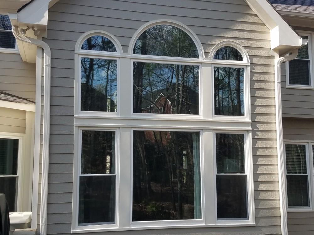 Photo By Pinnacle Window & Siding Co.